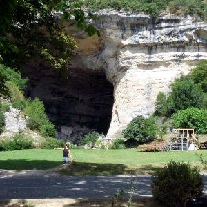 les grottes du mas d'azil