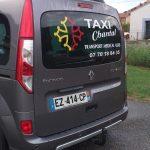 Taxi Chantal Transport médical assis