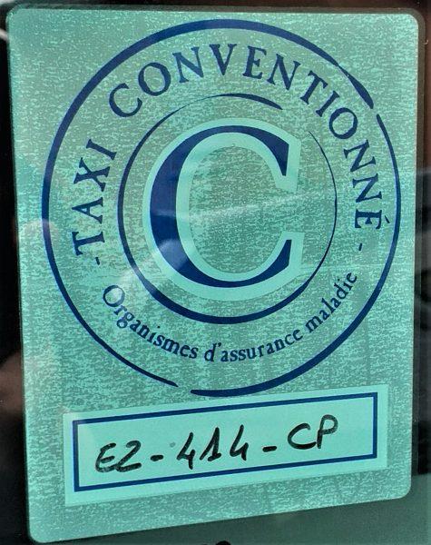convention transport assis de malade